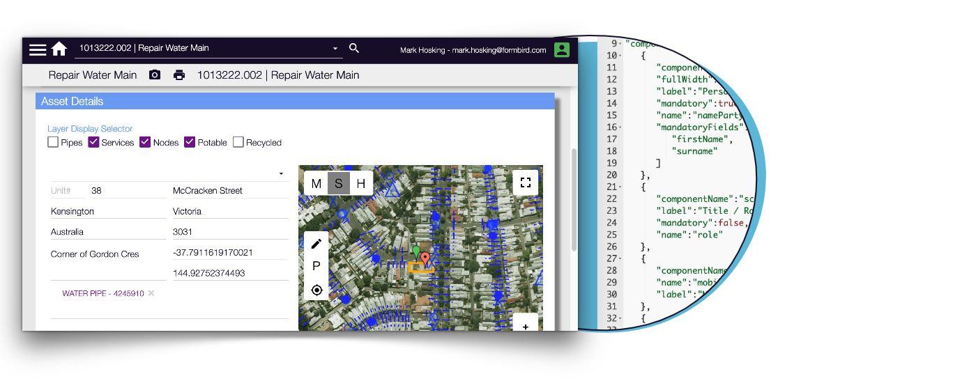 water force screen shot